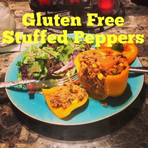 Gluten Free Stuffed Peppers Recipe