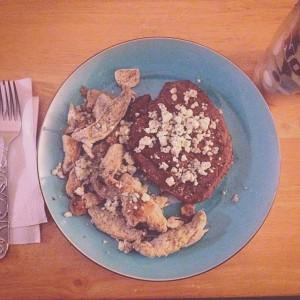 Mushroom Fries