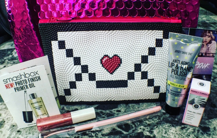 Ipsy Glam Bag - February 2016 - Glambag Review