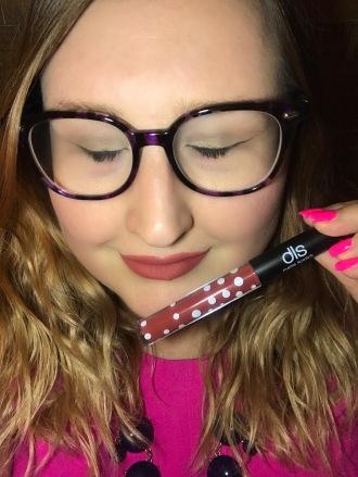 Burgundy Red Matte Lipstick - DLS Cosmetics
